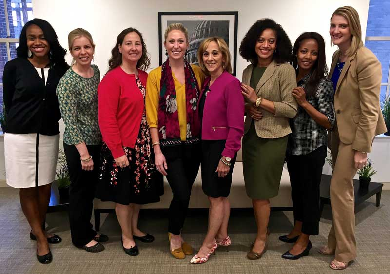 Institute of Women in Leadership (IWil) with Paulette Pidcock